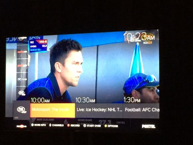 how to set up foxtel iq3