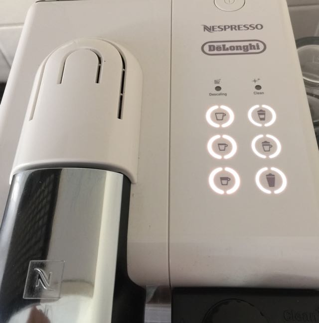 Nespresso S Lattissima Touch Makes Your Coffee Just The
