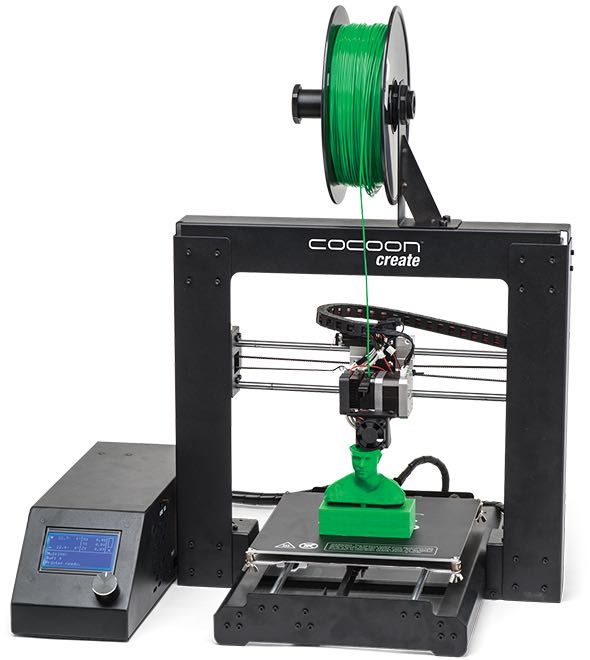how to buy cocoon create 3d printer