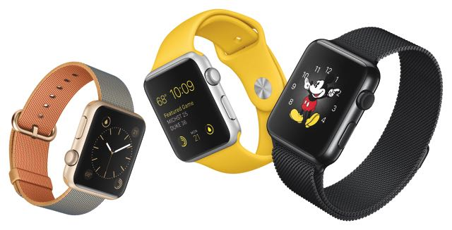 Apple adds more bands to mix and match with Apple Watch ...