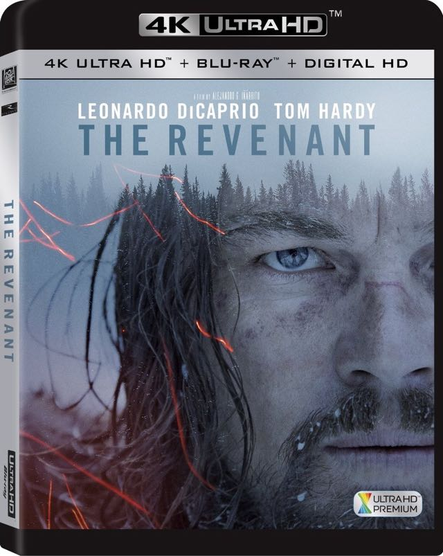 The Revenant to be released on 4K Ultra HD the same day as