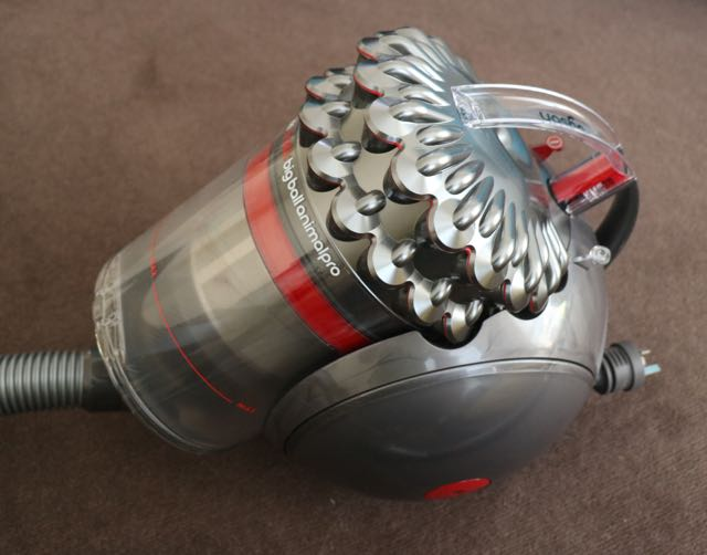 Dyson Cinetic Big Ball Animal Pro Vacuum Review High