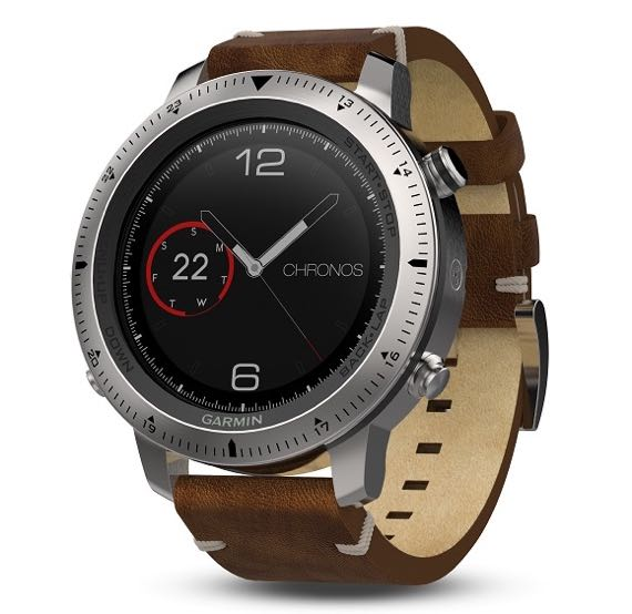 Garmin adds a touch of luxury to multisport watches with ...