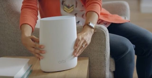 Netgear Orbi tri-band wi-fi system review - a wider and faster