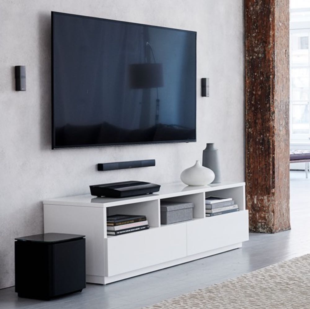 Lifestyle: Bose Unveils New Range Of Wireless Surround Sound Systems