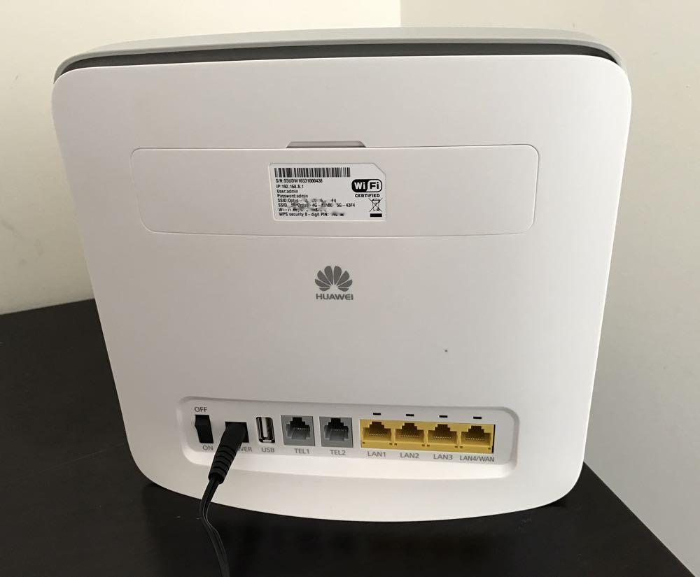 Optus Home Mobile Broadband