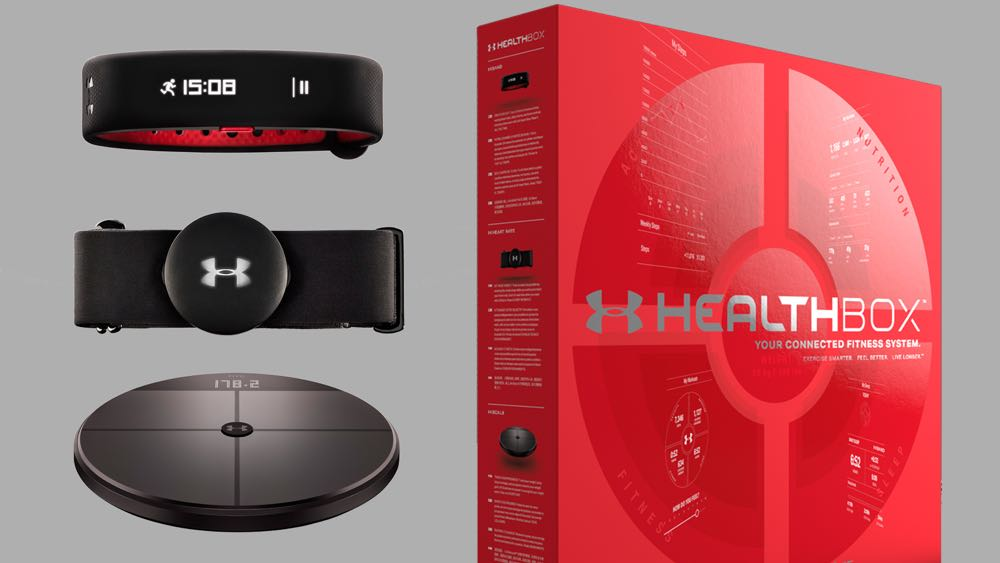Gruñón Apelar a ser atractivo Oswald  Under Armour HealthBox review - a complete ecosystem of fitness products -  Tech Guide