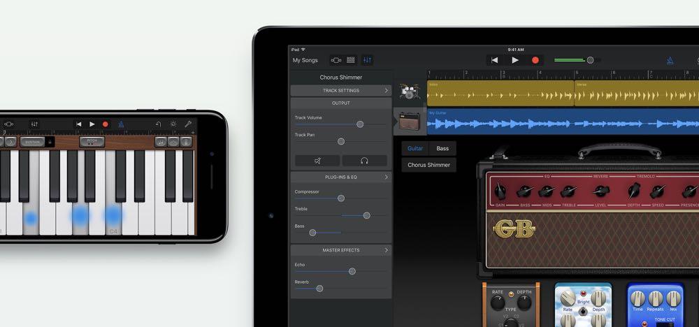 apple rolls out major updates for garageband and logic pro x tech guide. Black Bedroom Furniture Sets. Home Design Ideas