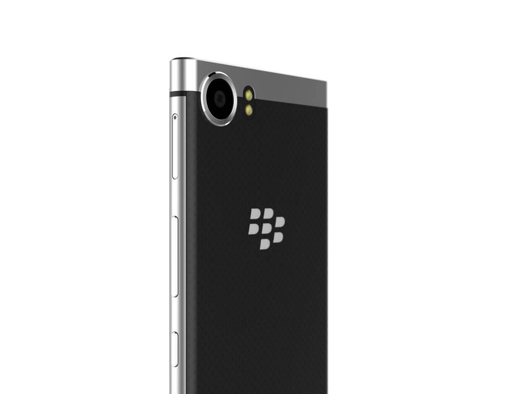 BlackBerry is making a comeback with a new smartphone that includes
