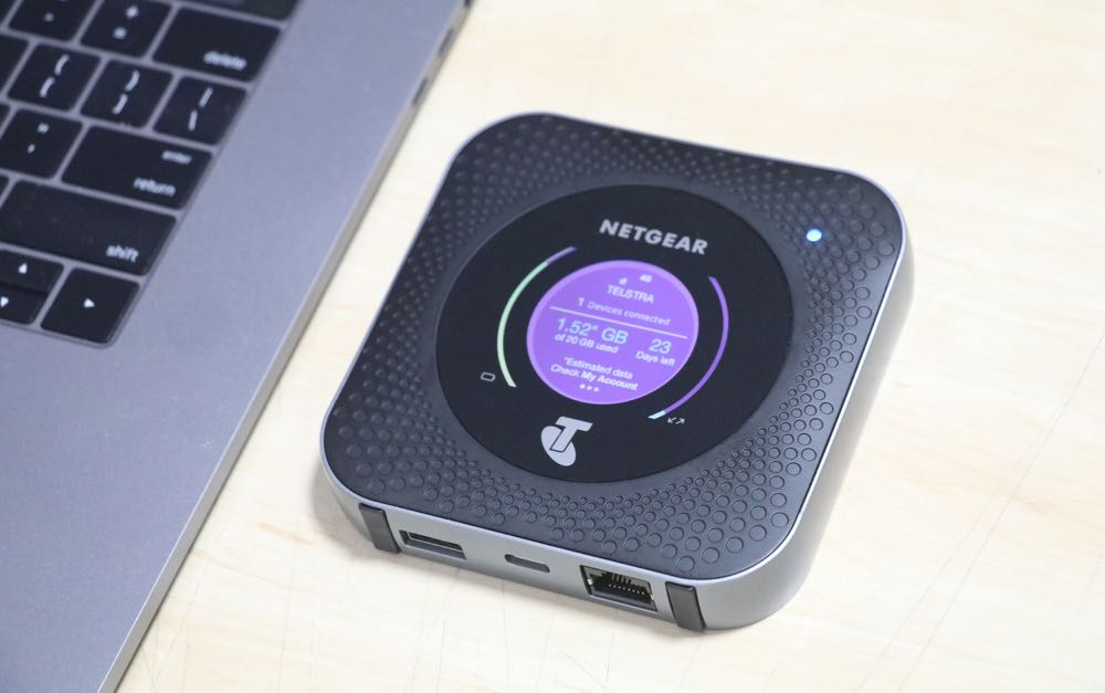 Netgear Nighthawk M1 review - the world's fastest mobile