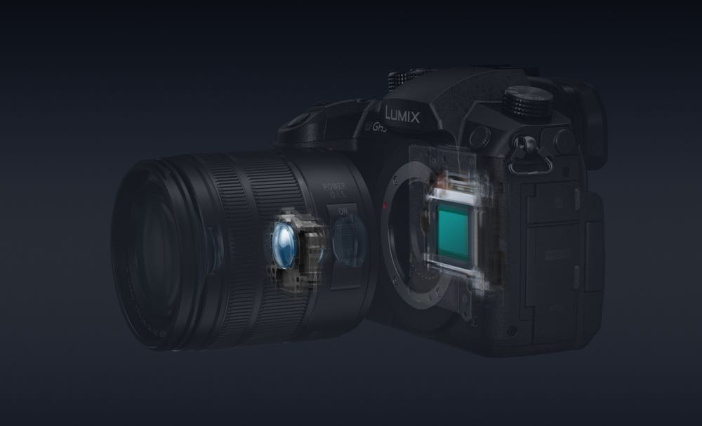 gh5 how to decide which sd to record on