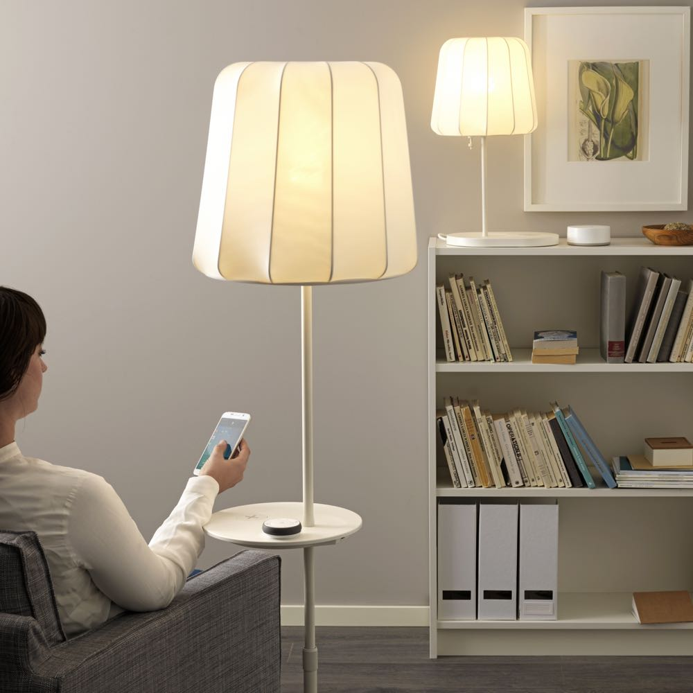 ikea unveils  smart lighting solution   control