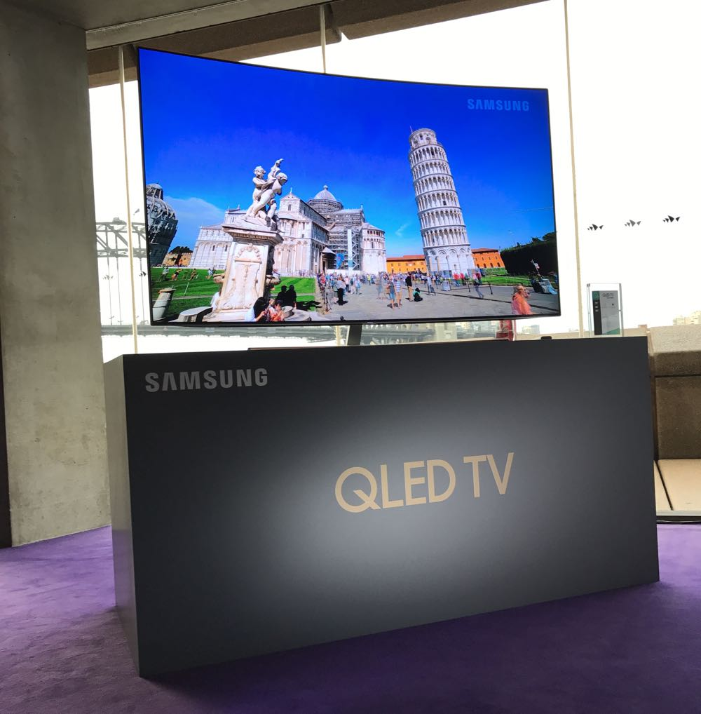 samsung announces pricing and availability of impressive new qled tv range tech guide. Black Bedroom Furniture Sets. Home Design Ideas