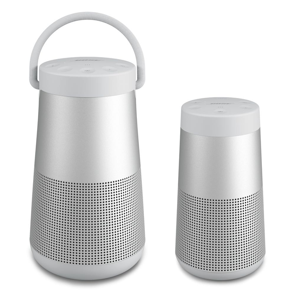bose unveils new revolve speakers with 360 degree sound tech guide. Black Bedroom Furniture Sets. Home Design Ideas