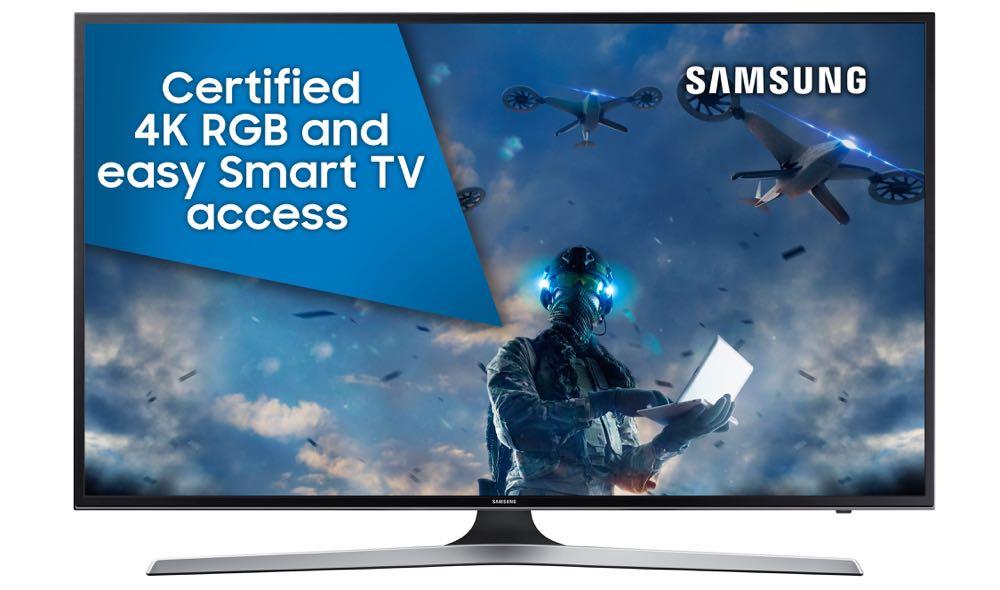 c1b85691b8ab2 The Samsung MU6100 The Samsung MU6100. UHD TV (Flat). MU6100 75-inch TV –  RRP ...