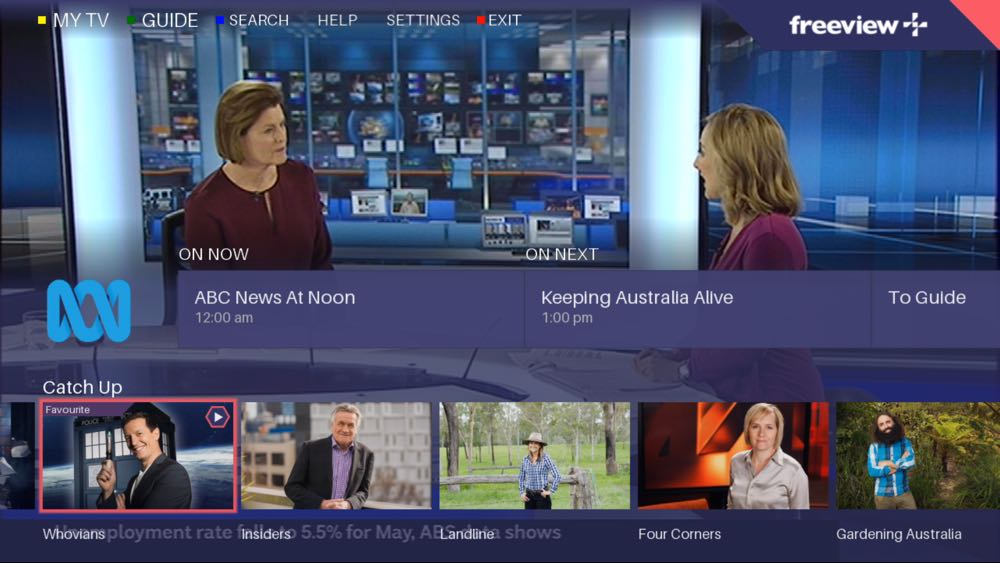 Australians are now streaming more than two billion minutes of TV a