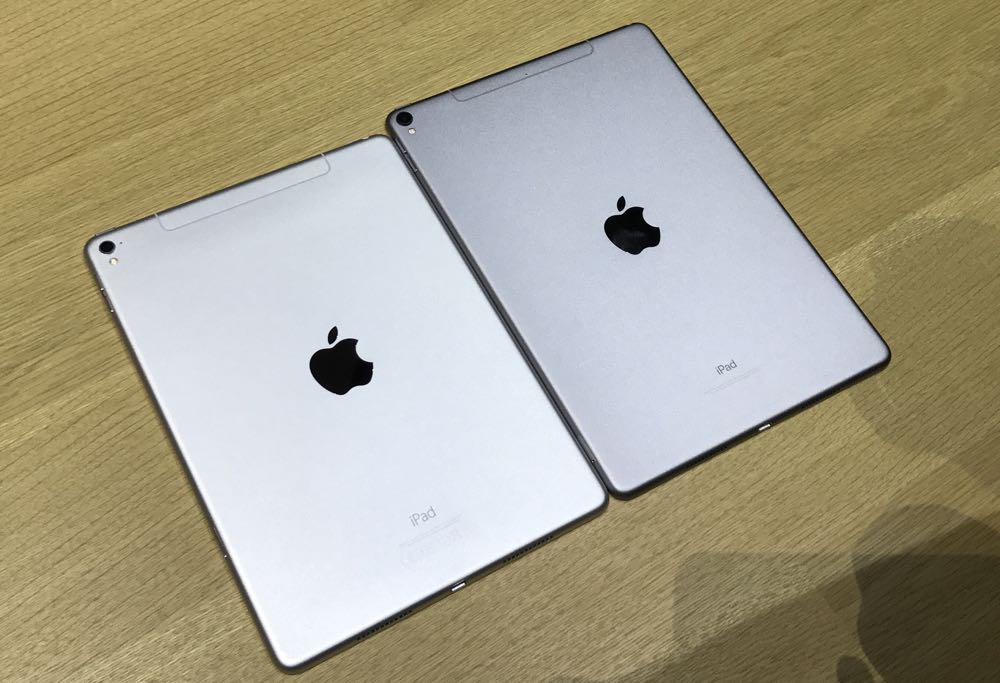 Apple Launches 10 5 Inch Ipad Pro And A Powerful New Imac