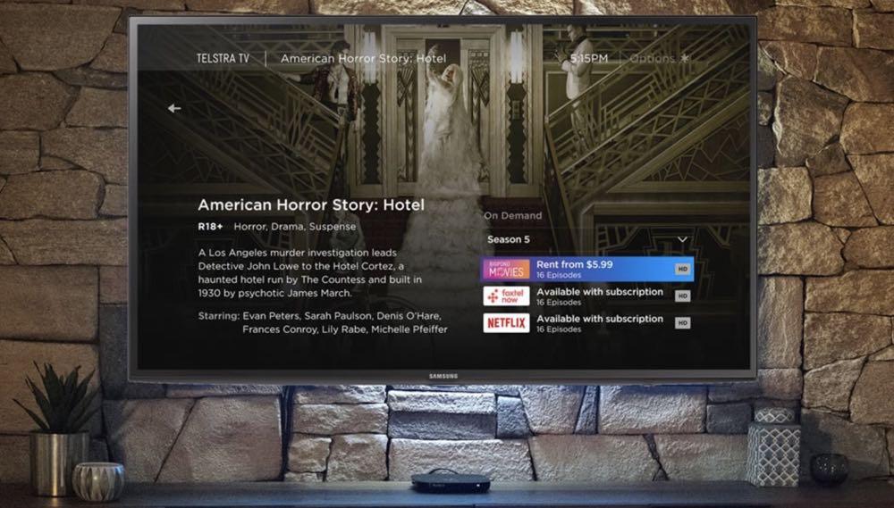 Battle of the boxes - Telstra TV v Foxtel Now box v Apple TV 4K