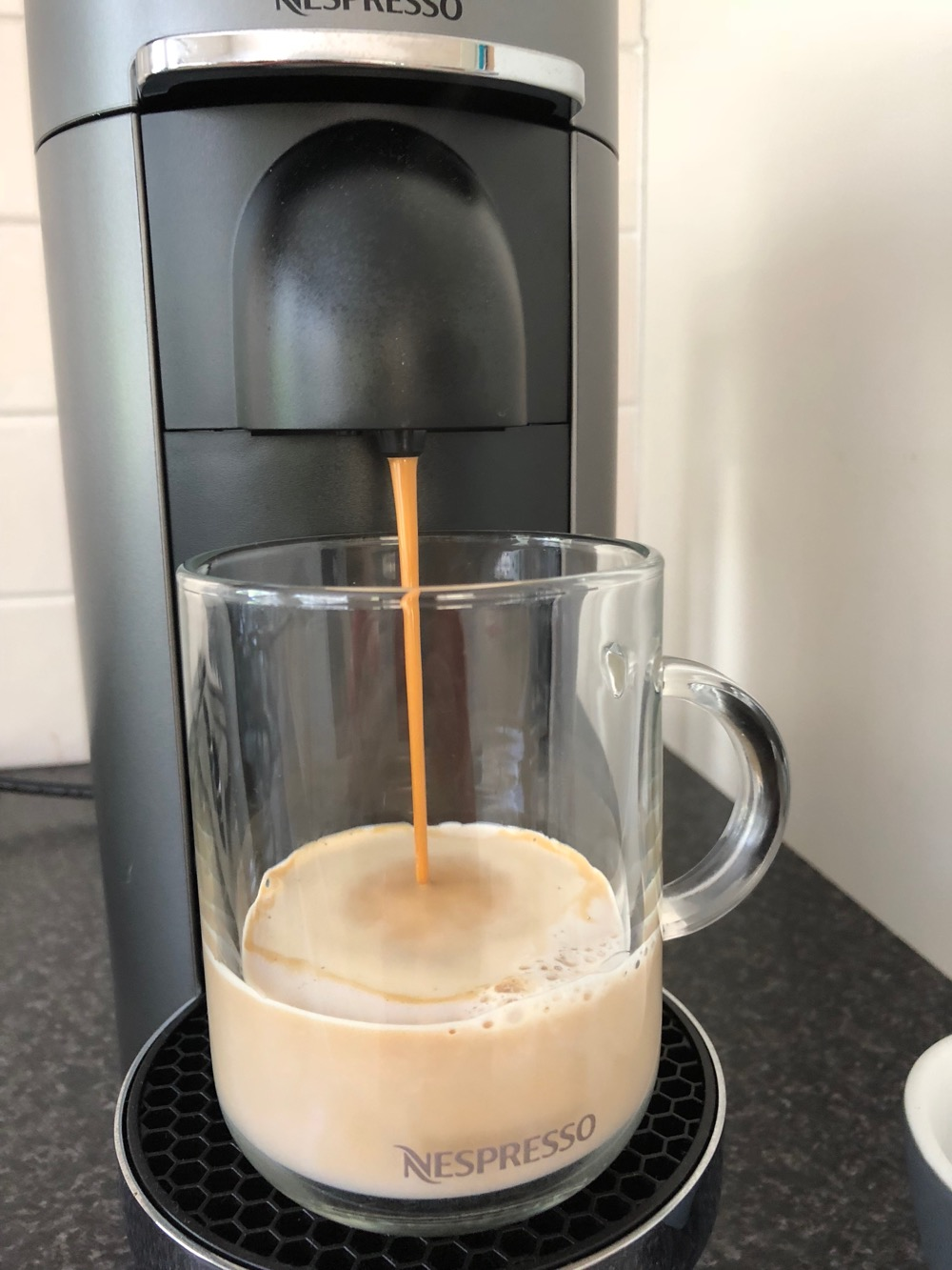 Nespresso Vertuo Review High Tech Coffee Machine To Make