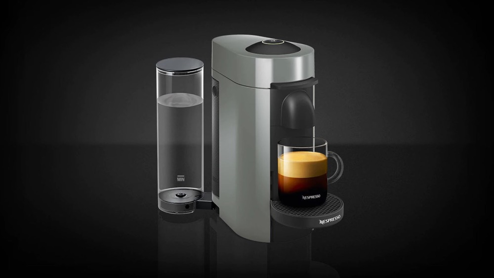 Nespresso Vertuo Review High Tech Coffee Machine To Make