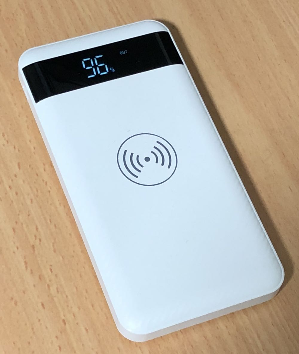 Wireless Powerbank review - one of the most versatile