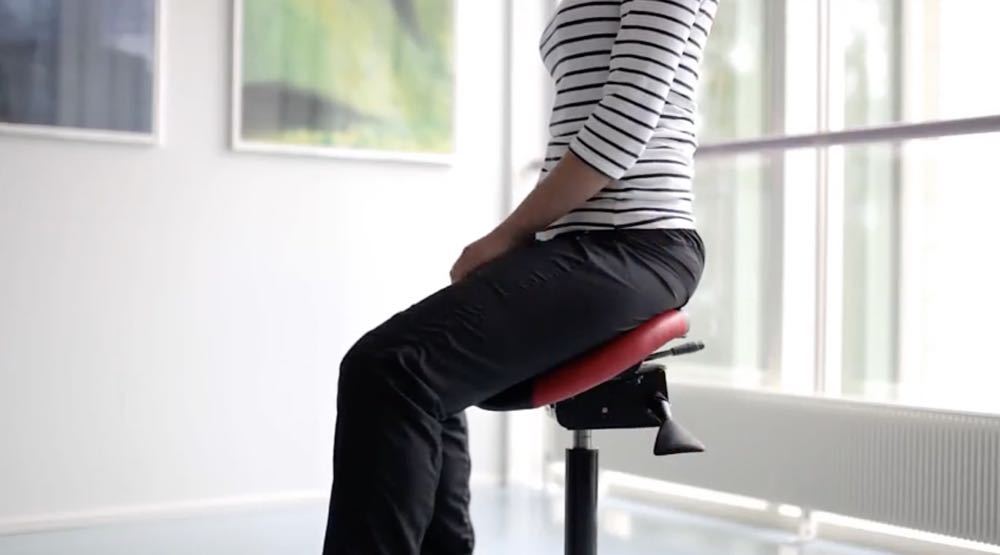 Salli Saddle Chair Review Combine Sitting And Standing